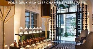 5 séjours pour 2 personnes à La Clef Champs Elysées offerts