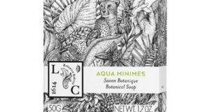 8 Savon Botanique Aqua Minimes Le Couvent des Minimes à tester