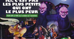8 lots de 4 entrées pour le Parc Asterix offerts
