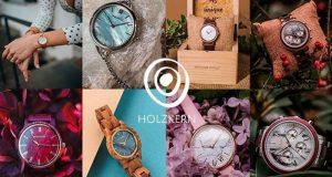 9 montres Holzkern offertes