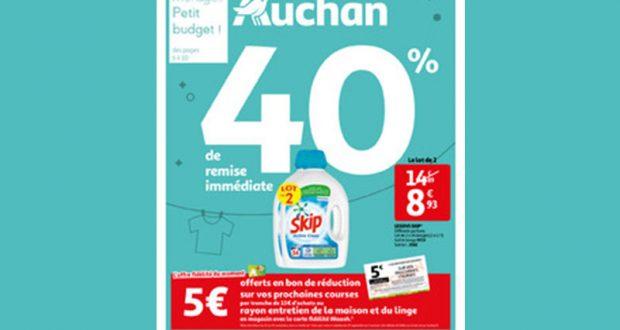 Catalogue Auchan du 22 septembre au 28 septembre 2021