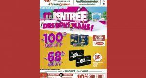 Catalogue Casino du 30 août au 12 septembre 2021