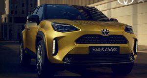 Gagnez une voiture Toyota Yaris Cross Hybride