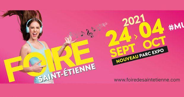Invitations gratuites à la Foire de Saint Étienne