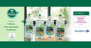 Liquide vaisselle Eco Planet Carrefour 100% Remboursé