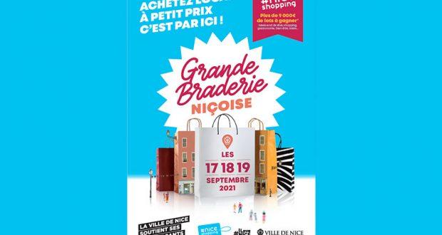 Stationnement en voirie gratuit - centre-ville de Nice