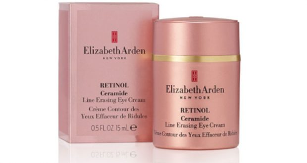 Testez le RETINOL Ceramide Crème Contour des Yeux Elizabeth Arden