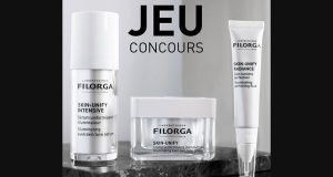 Un lot de 3 produits de soins Filorga offert