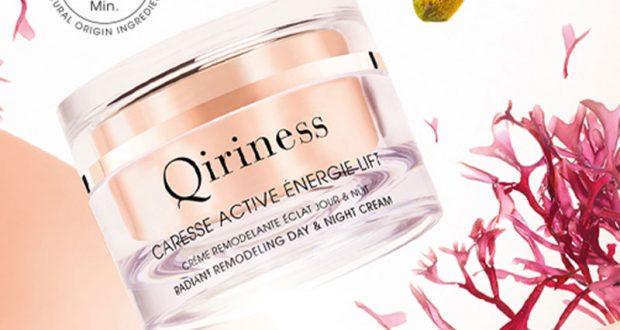 Échantillons gratuits de Crème Caresse Active Énergie Lift de Qiriness