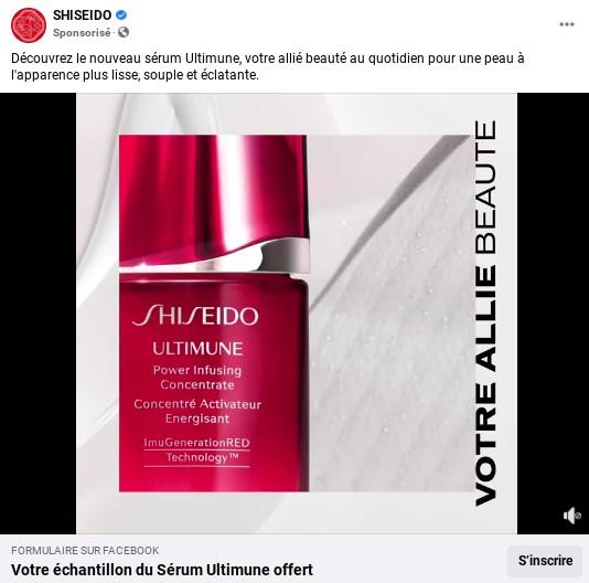 sérum Ultimune SHISEIDO