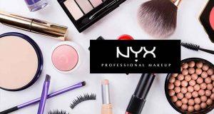 1 an de maquillage NYX offert