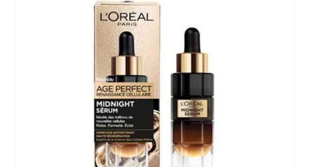 100 Midnight Sérum Renaissance Cellulaire L'Oréal Paris à tester
