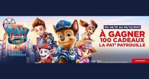100 jouets Pat'Patrouille offerts