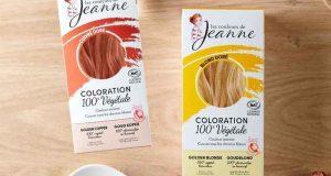 30 produits de coloration végétale offerts