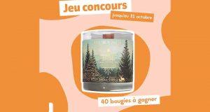 40 bougies « Au pied du Sapin » offertes
