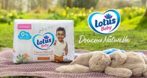 4000 gammes de couches Lotus Baby Douceur Naturelle à tester