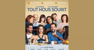 """45 x 2 places de cinéma pour le film """"Tout Nous Sourit"""" offertes"""