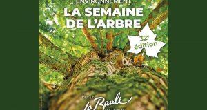 Distribution Gratuite de jeunes Arbres - La Baule Escoublac