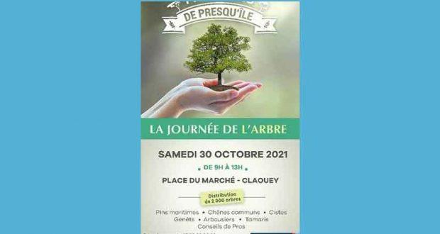 Distribution gratuite de 2000 arbres