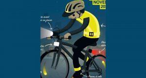 Distribution gratuite de kits de visibilité et marquage Bicycode gratuit
