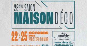 Invitations gratuites pour le salon Maison Déco My Marchy Antiquaires