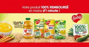 Soupe Liebig 100% Remboursée