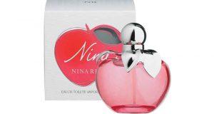 Échantillons gratuits de l'eau de toilette Nina de Nina Ricci