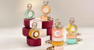 Échantillons gratuits des parfums Caron